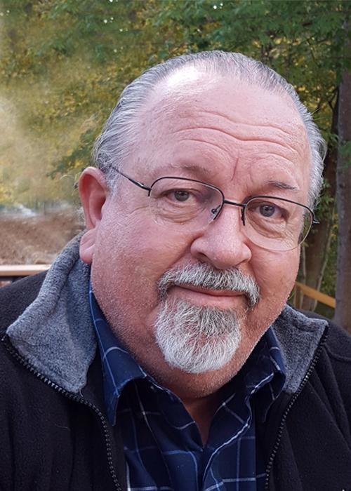 Roy Varner headshot