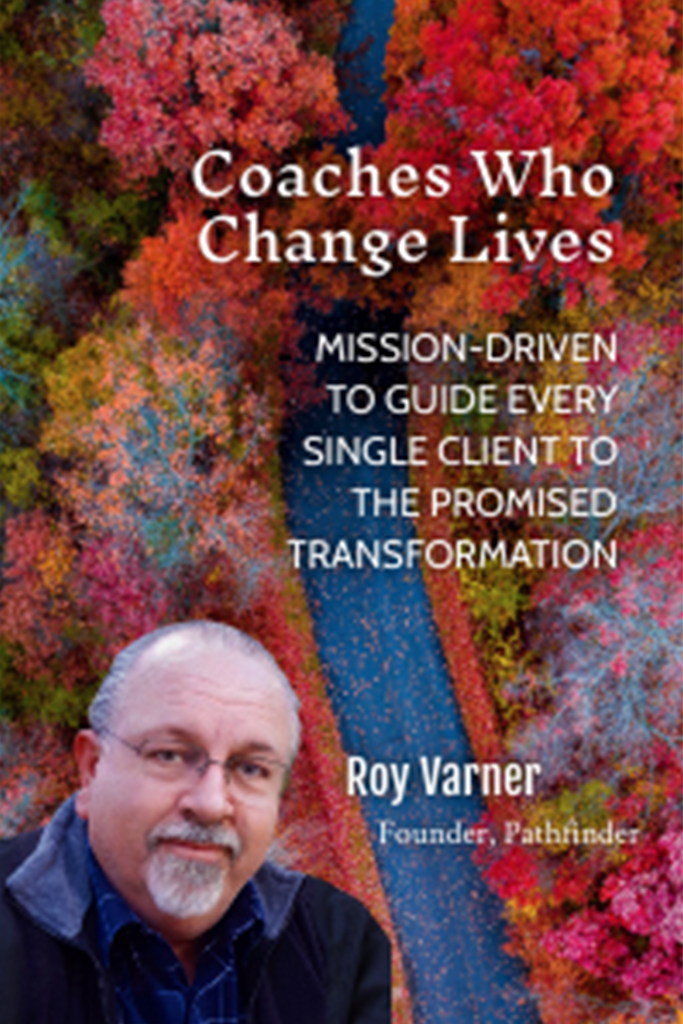 dramatic Fall trees in red and blue Roy Varner image Coaches Who Change Lives Mission-Driven To Guide Every Single Client to The Promised Transformation